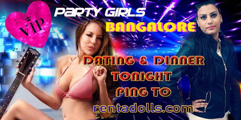 Call Girls for Party in Bangalore