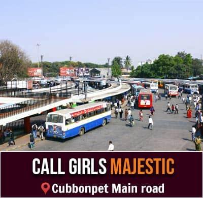 Majestic Escorts Bangalore