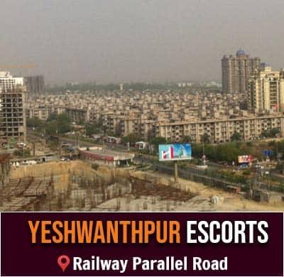 Yeswanthpur Escorts Bangalore