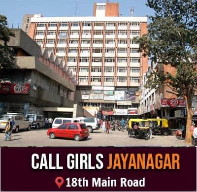 Jayanagar Escorts Bangalore